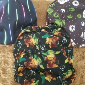 Star Wars Cloth Diapers